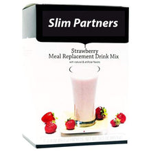 Load image into Gallery viewer, Double Protein Meal Replacement Shake, Strawberry (7/Box)