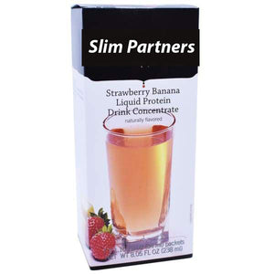Protein Diet Fruit Drink, Strawberry Banana (7/BOX)