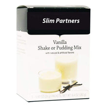 Load image into Gallery viewer, Meal Replacement Protein Shake / Pudding, Vanilla (7/Box)