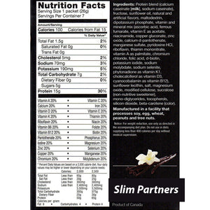 Meal Replacement Protein Shake / Pudding, Vanilla (7/Box)