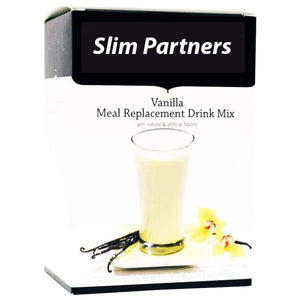 Double Protein Meal Replacement Shake, Vanilla (7/Box)