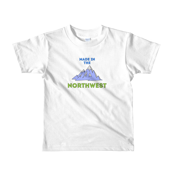 Made in the Northwest Kid's Tee