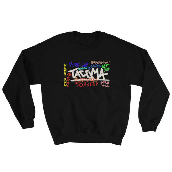 Tacoma Neighborhood Crew Neck