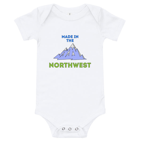 Made in the Northwest Onesie