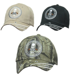 2nd Amendment America's Original Homeland Security Cap- Assorted Wild Bill