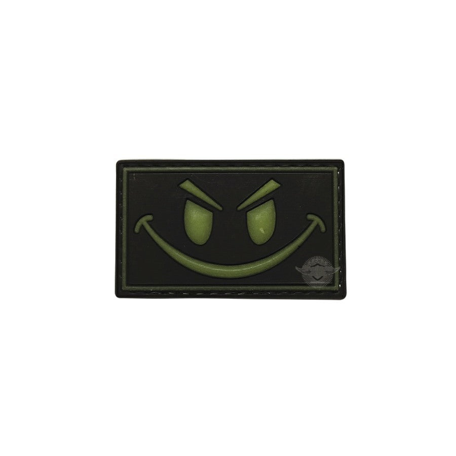 5 STAR GEAR Glow Smile Morale Patch 5 Star Gear