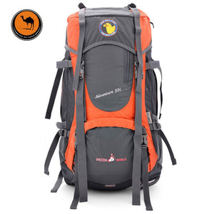 55L Large Capacity Outdoor Backpack Camping