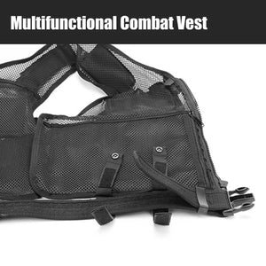 Camping Belt Protect Multi Pockets