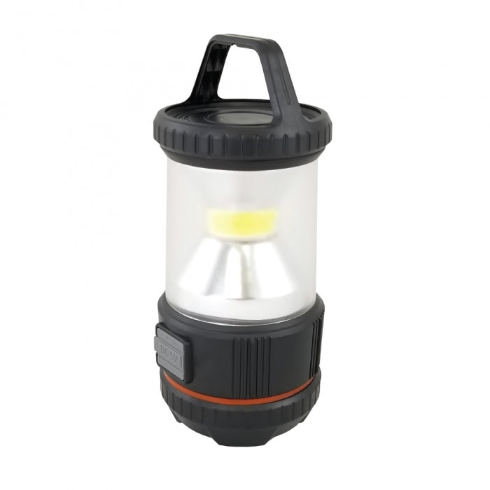GF Thunder Light Rechargeable LED Camping Lamp with Power Bank