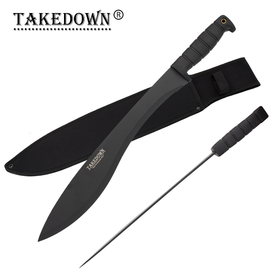 21 Inch Takedown® Undead Slayer Colima Machete