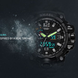 Military Watch Digital Brand Watch S Shock