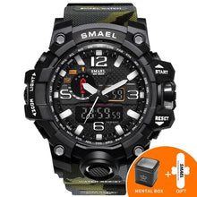 Load image into Gallery viewer, Military Watch Digital Brand Watch S Shock