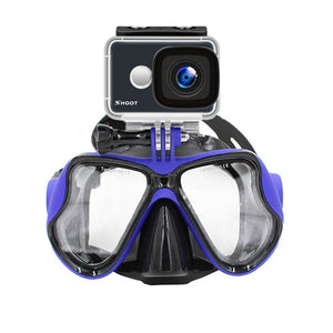 Swimming Mask Tempered Glasses Diving Mask