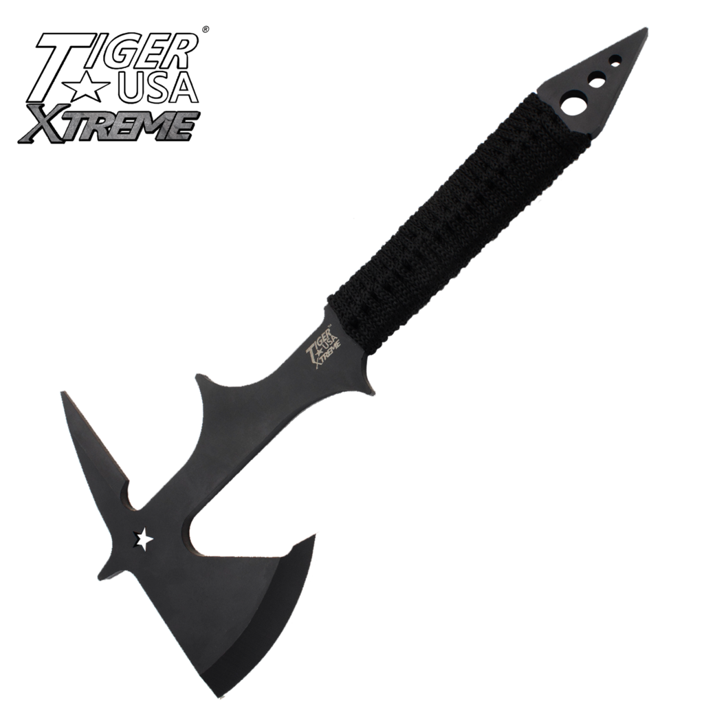 Tiger USA Xtreme Battle Tomahawk Military Tactical Axe