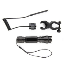 Load image into Gallery viewer, XML-T6 LED 2000LM Tactical Flashlight Torch bike