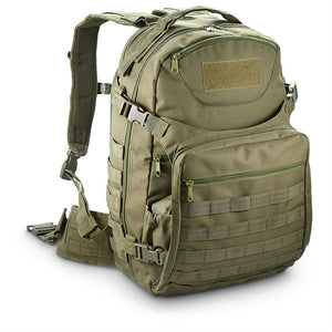 Cactus Jack XL Assault Pack- Olive Drab