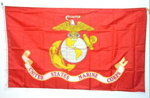 USMC Flag Outdoor Flag 3ft x 5ft Polyester Banner Flying 150* 90cm Custom flag outdoor OF46