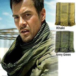 Free shipping Tactical Military Shemagh Tactical Desert ARAB Scarves Keffiyeh Scarf Wargame Scarf scarf arabic