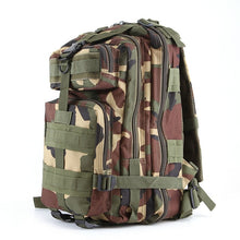 Load image into Gallery viewer, Outdoor Camouflage Attack Sports Hiking Backpack Portable Bag Tactical Riding Package Mountaineering Hunting Camping Bag