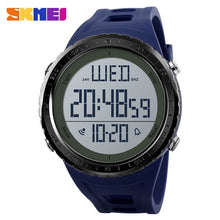 Load image into Gallery viewer, SKMEI Men Sport Watch Outdoor Swimming Diving Digital Watch Electronic Wrist Watches Waterproof Man Hour Clock Relogio Masculino