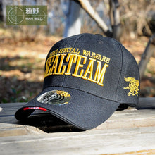 Load image into Gallery viewer, United States Marine Corps SealTeam Letters Tactica Bone Baseball Cap Mens Outdoor Hunting Navy Seals Hat Brand Sport For Adult