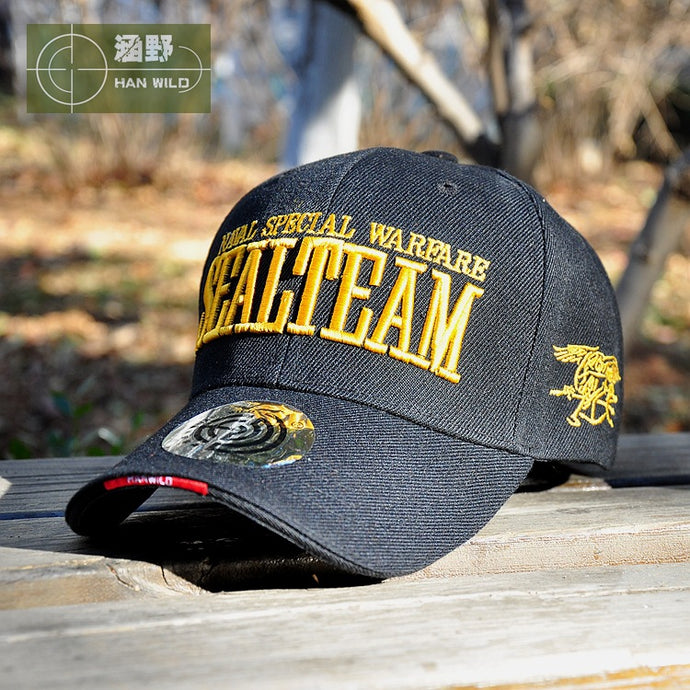 United States Marine Corps SealTeam Letters Tactica Bone Baseball Cap Mens Outdoor Hunting Navy Seals Hat Brand Sport For Adult