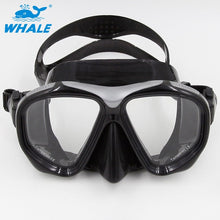 Load image into Gallery viewer, New Brand Professional Scuba Adults Diving Goggles spearfishing scuba gear swimming mask diving goggles Diving Mask Equipment