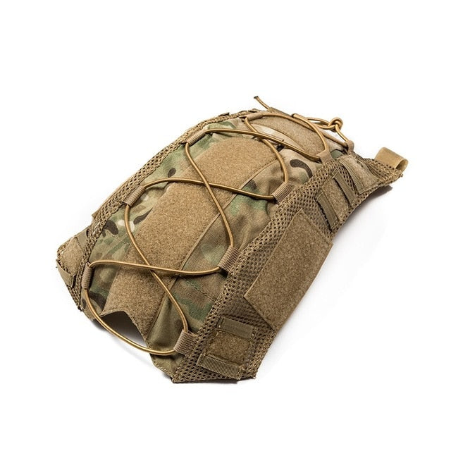 OneTigris Tactical Multicam Helmet Cover for Ops-Core FAST PJ Helmet and OneTigris PJ Helmets