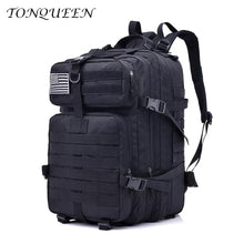 Load image into Gallery viewer, Outdoor Waterproof Tactical Military Bag Hiking Backpacks PUBG Travel Backpack Large Capacity Knapsack Handbag Outdoor Camping