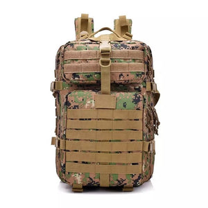 Outdoor Waterproof Tactical Military Bag Hiking Backpacks PUBG Travel Backpack Large Capacity Knapsack Handbag Outdoor Camping