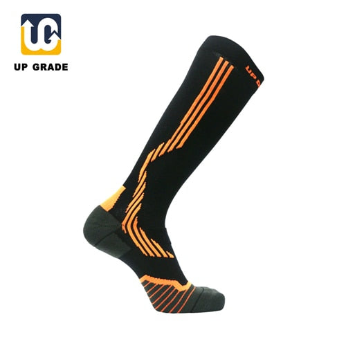 UG UPGRADE Stockings Camping Hiking Socks Sport Socks Cotton Cosy Soft Elastic 1 Pair Foot outdoor hiking socks Outdoor