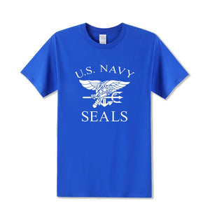 Special Force U.S. United States Navy Seals Retro Air Force Marines Fancy Dress The Only Easy Day Was Yesterday T Shirt T-shirt