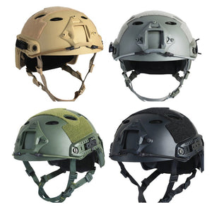 High Quality Outdoor Survival ABS Safety Helmets Tactical Military Protective Helmet Cover Airsoft Helmet
