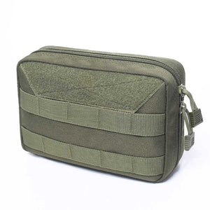Outdoor Travel First Aid Kit Tactical Medical Bag Survie Portable