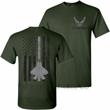 Load image into Gallery viewer, Brand T-Shirt Men 2019 Fashion United States Air Force USAF US Navy Army Marines Forces Military T-shirt Tee T Shirt