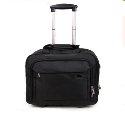 Men Business Rolling Luggage bags on wheels  Cabin Travel trolley bag wheeled bag for business  Travel Baggage  trolley bags