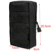 Load image into Gallery viewer, Multifunction 1000D Molle Pouch Hunting Bag Tactical Pouches for Backpack Vest Waist Belt EDC Military Outdoor Phone Holder Tool