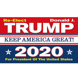 New Keep America Great Donald Trump Flag Shawl Letters Printed 2020 Make America Great Again Flag Banner For President USA