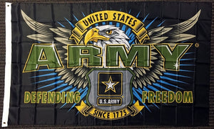 90*150cm ARMY SPECIAL MISSION MILITARY FLAG