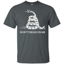 Load image into Gallery viewer, Dont Tread on Me Gadsden Flag New Fashion Cool Casual T Shirts Fashion Summer Paried Tshirts Beer T Shirts