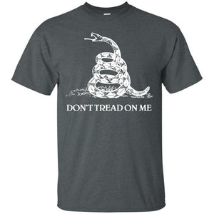 Dont Tread on Me Gadsden Flag New Fashion Cool Casual T Shirts Fashion Summer Paried Tshirts Beer T Shirts