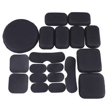 Load image into Gallery viewer, 19Pcs/set Combat Paintball Airsoft Tactical Military Helmet Pads Hunting Helmet Protective Pad EVA