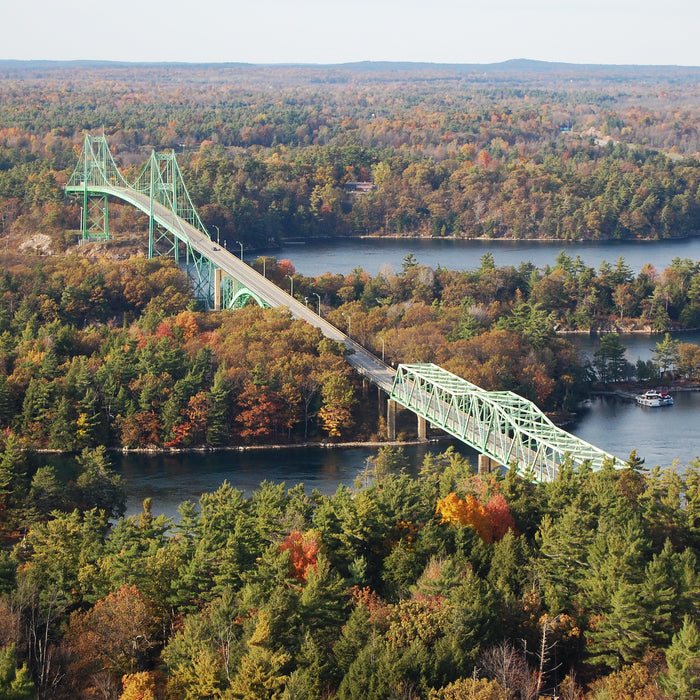 Upgrading 1000 Islands Bridge