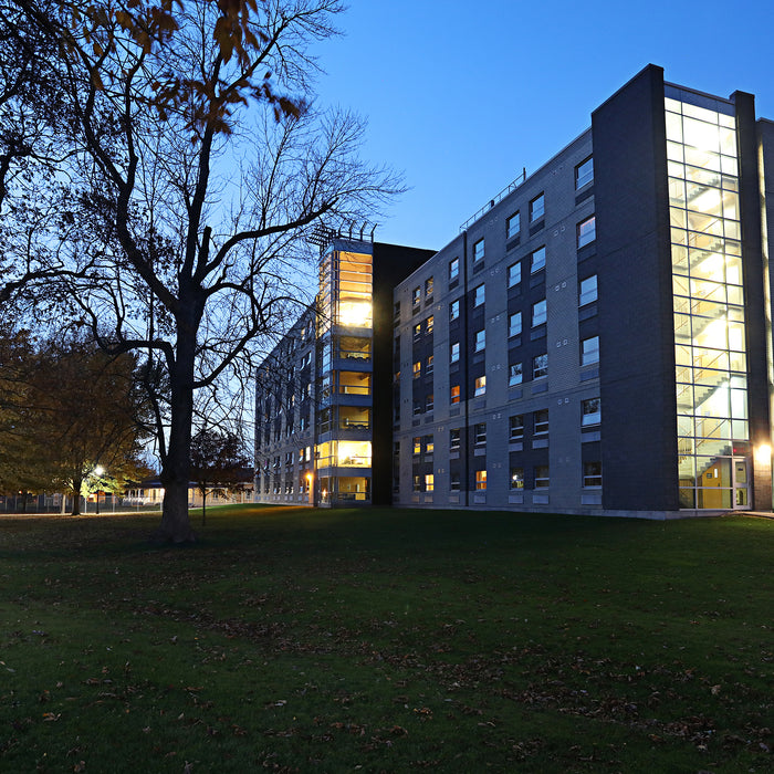 St Lawrence College student residence