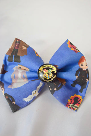 Hogwarts Hair Bow