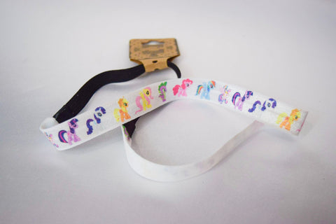 Little Pony Elastic Headband