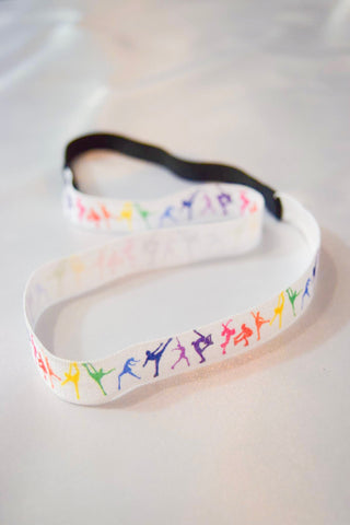 Skating Gymnastics Headband