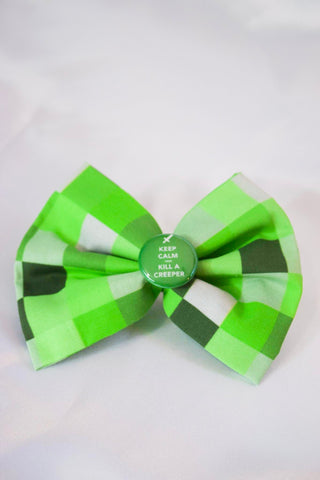 Craft Mines Hair Bow