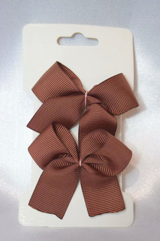 Small Hair Bow Set