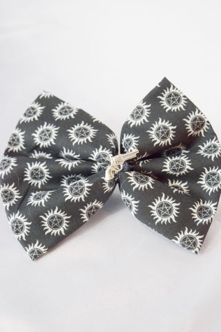 SALE Supernatural Hair Bow